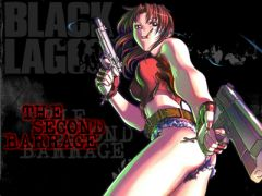 Black Lagoon - The Second Barrage